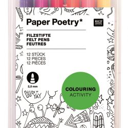 felt tip pens online, the costume rooms online, gifts online - colouring in range