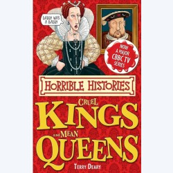 where can I get the horrible history book range, book shops in cornwall, what book shops are there in bude, online book shops, horrible histories online