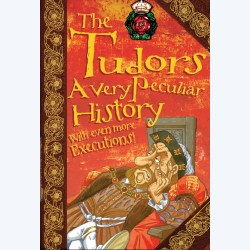 tudors history fun books, horrible history style books, history books in bude, book shops in bude
