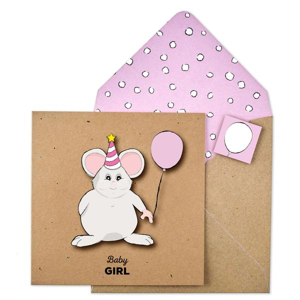 baby girl cards congratulation cards in cornwall, funky and different shops in bude, where can I get something different from in cornwall