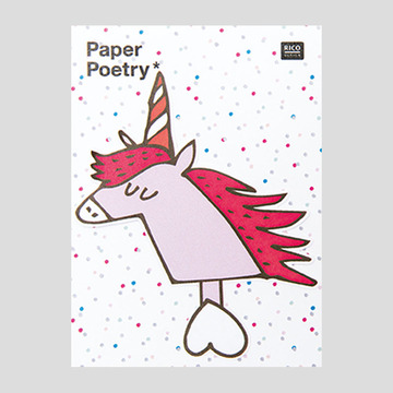 online sticky notes seller, online paper poetry stockist, unicorn sticky notes, the costume rooms bude
