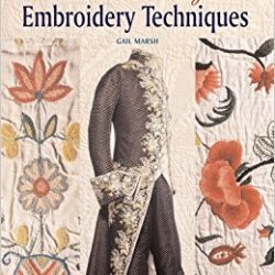 gail marsh embroidery books for sale, 18th c fashion books online, where can I find a shop that stocks historical sewing technique books, the costume rooms in bude, north cornwall bude shops