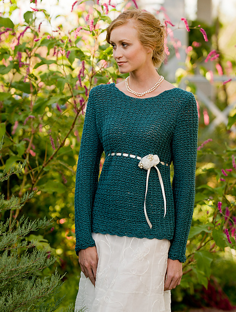 garment crochet projects, jane austen craft books, I love Jane Austen and want a crochet project, craft shops in north cornwall, what is the costume rooms in bude