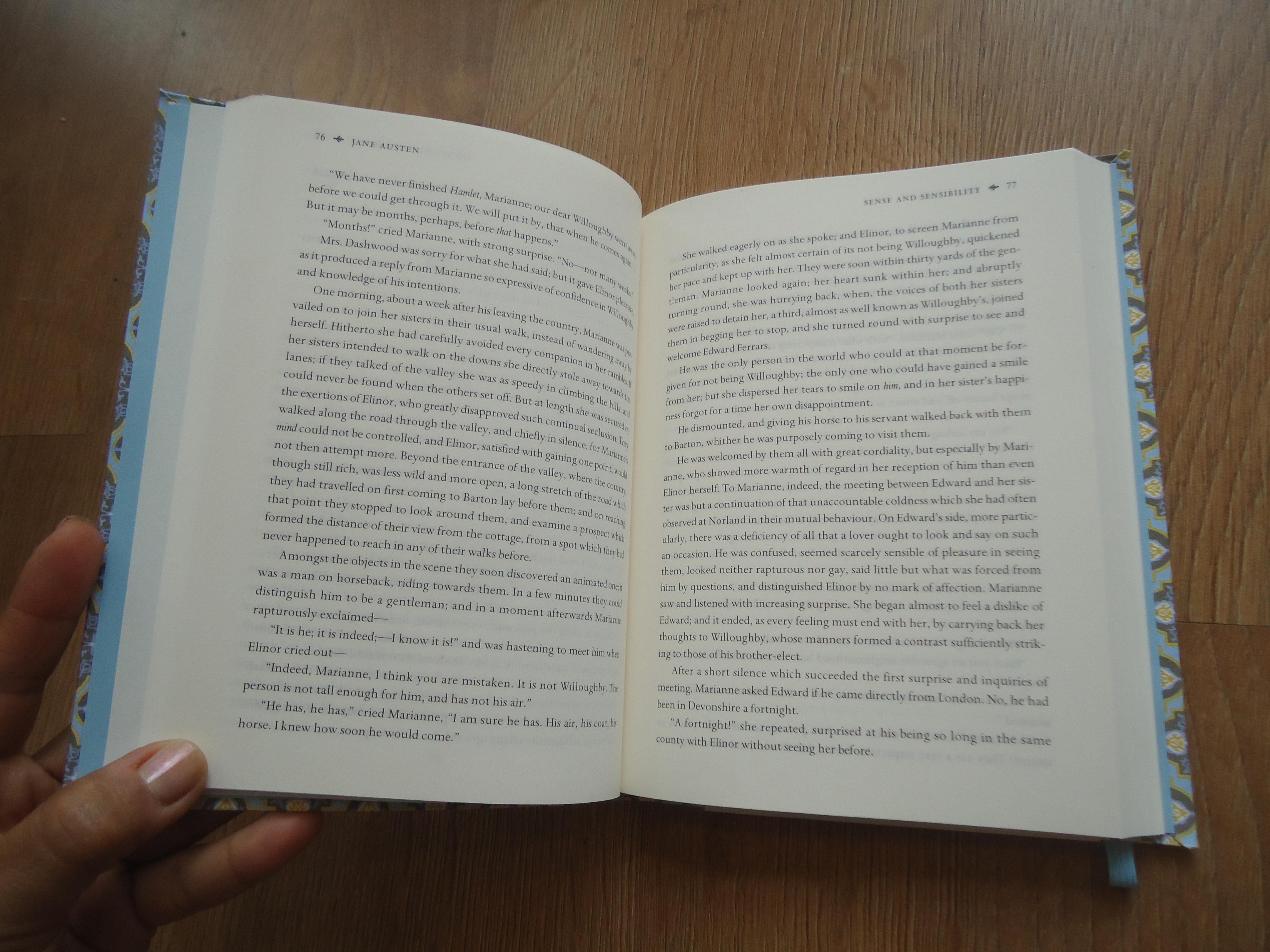 backpack, Jane Austen, Austen, classics, novel, period novel, pretty book, special edition, gifts