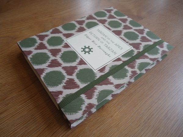 backpack, Tarzan, Adventure, classics, novel, period novel, pretty book, special edition, gifts