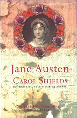 carol shileds jane austen, biographies of Jane Austen, a good biography on Jane Austen, carol shields publications, the costume rooms, historical gifts and ideas, jane austen themed gifts and ideas