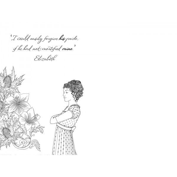 pride and prejudice fan fiction, colouring in jane austen, what can i get for my jane austen living friend, jane austen paraphernalia, elizabeth bennet colouring in