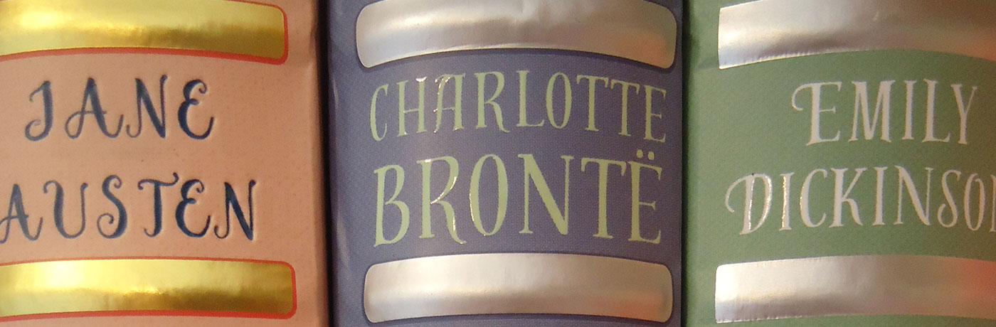 Bronte Sisters gift idas, love the brontes, classic lit gift ideas,