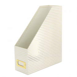 box files online, gold stripe box files, stationery shops in Cornwall, North Cornwall pretty stationery shops
