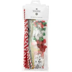 christmas pipe cleaners and craft kits