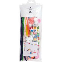 bright and colourful craft packs for children - the costume rooms