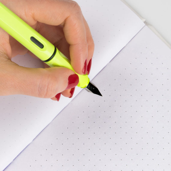 dotted notebooks online - the costume rooms