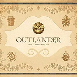 Outlander boxes Notecard & stationery set