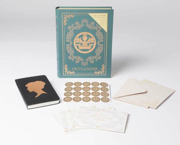 Unusual notecards sets - outlander fan gift ideas