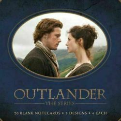 outlander gifts ideas notecards