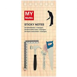 Tools Sticky NOtes or Page Tabs - designed by Rico Designs for Paper Poetry - the costume rooms