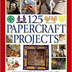 craft books online - paper craft books - decopage, papermache books online, decorative effects