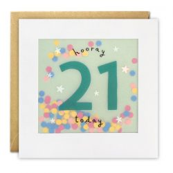 21st Birthday cards online - James ellis