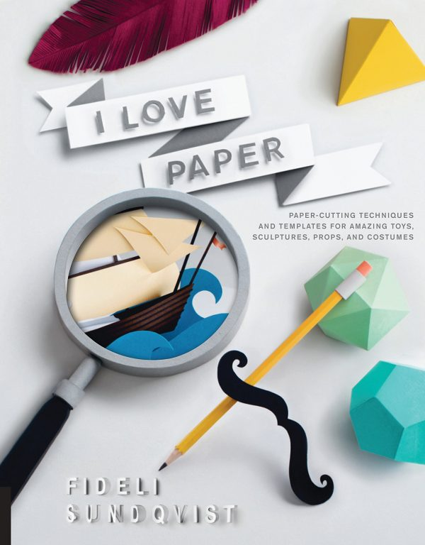 I love paper book online - can you make a costume out of paper - fact books