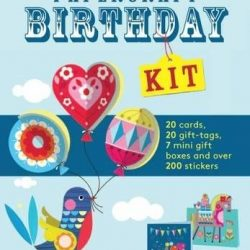 Papercraft Birthday kit - make your own birthday cards