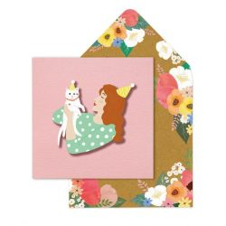 cards for cat lovers - vintage and funky