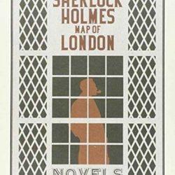 sherlock holmes map of london - online book shop