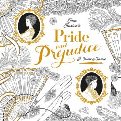 colouring in books - famous novels - pride and prejudice - online Jane Austen fan fiction
