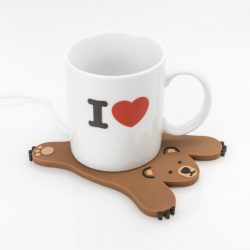 bear cup warmer - computer and laptop accessories