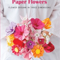 can you make origami flowers with folding paper? - 3d flower origami craft book