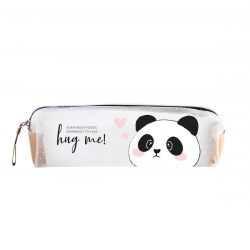 panda pencil cases - transparent pencil cases - panda online stationery