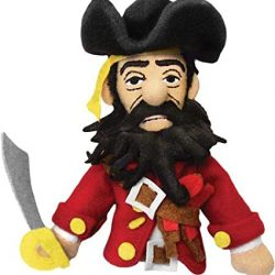 Blackbeard the pirate finger puppet - pirated themed gifts