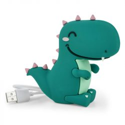cute dinosaur phone power bank - what's that strange shop in bude conrwall