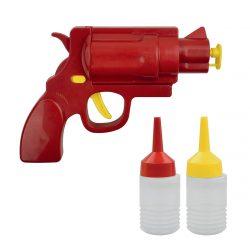 summer fun - sauce dispensing gun for bbqs