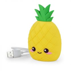super cute pineapple phone power banks - online power banks legami stockists