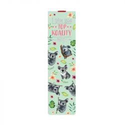 koala themed gifts - koala bookmark