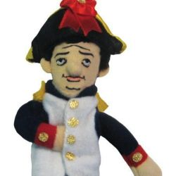 napoleon finger puppet - classic historical characters gifts ideas