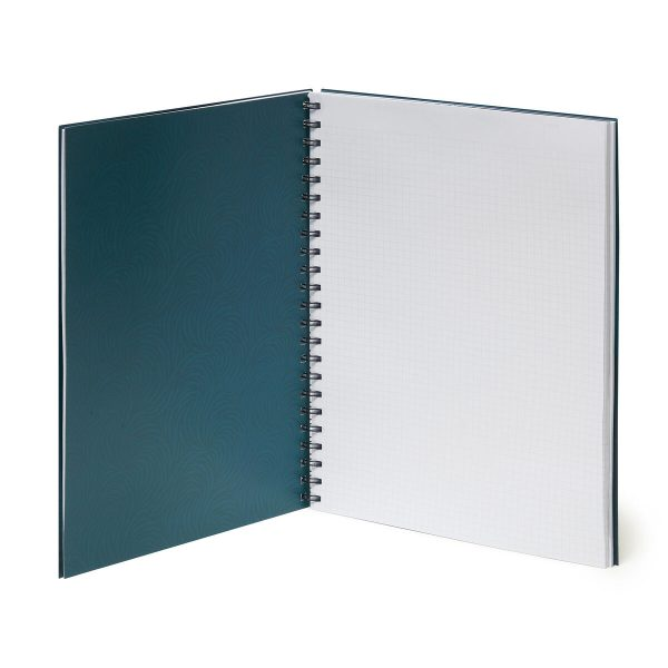 dotted notebooks A$ - with other papers