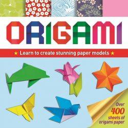origami learning book that comes with origami paper - craft books onoine - how do I learn how to do origami