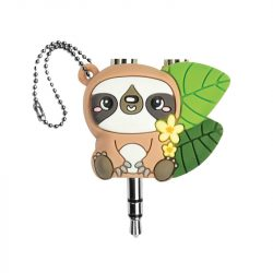 sloth gifts ideas - audio splitter in the shape of a sloth online