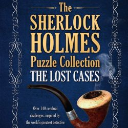 the lost cases puzzle book - books for the sherlock holmes fan