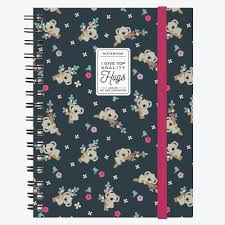 A4 koala noetbooks - shops in cornwall where I can get nice stationery