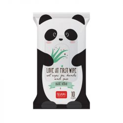 Wet wipes in a panda pack - kawaii wet wipes and hand sanitiser