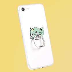 kawaii Narwhal tech accessories - is tehre such a thing as a loop for the back of your phone