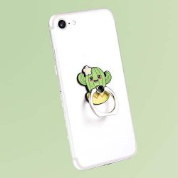 cactus phone rings - fun phone tech accessories - cute gifts online