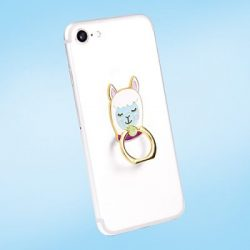 llama phone ring - super pretty phone tech accessories