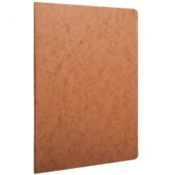 super natural looking notebooks - tobacco coloured clairefonatine notebooks - oldbag my essentials range - A4 beige excercise notebook lined or plain