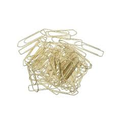 gold coloured paperclips - paper poetry stockists in cornwall and online
