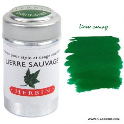 a rich green ink cartridge please - online variety of ink cartridges - herbin