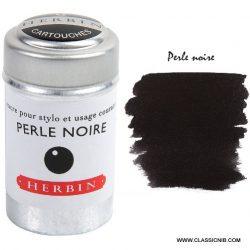 classic black ink cartridges - standard size but good ink - herbin online