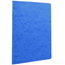 blue papery leathery cover effect notebook - is there a company that is known for its good paper